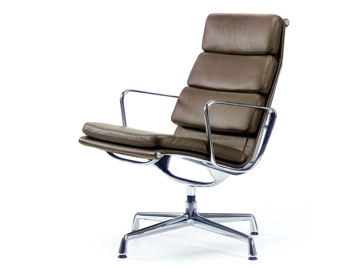 buy the vitra eames ea 216 soft pad chair at. Black Bedroom Furniture Sets. Home Design Ideas