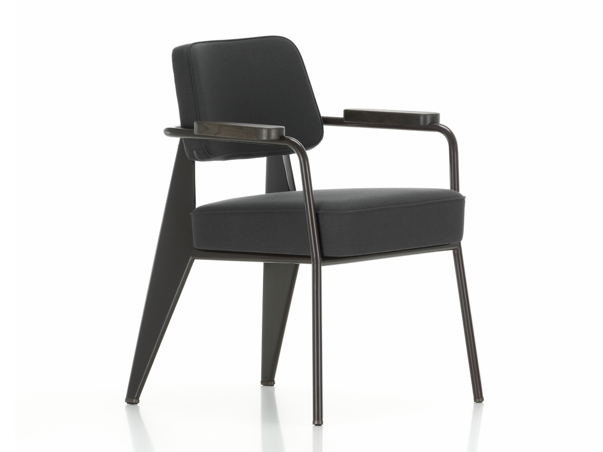 Buy the vitra fauteuil direction at for Fauteuil design vitra