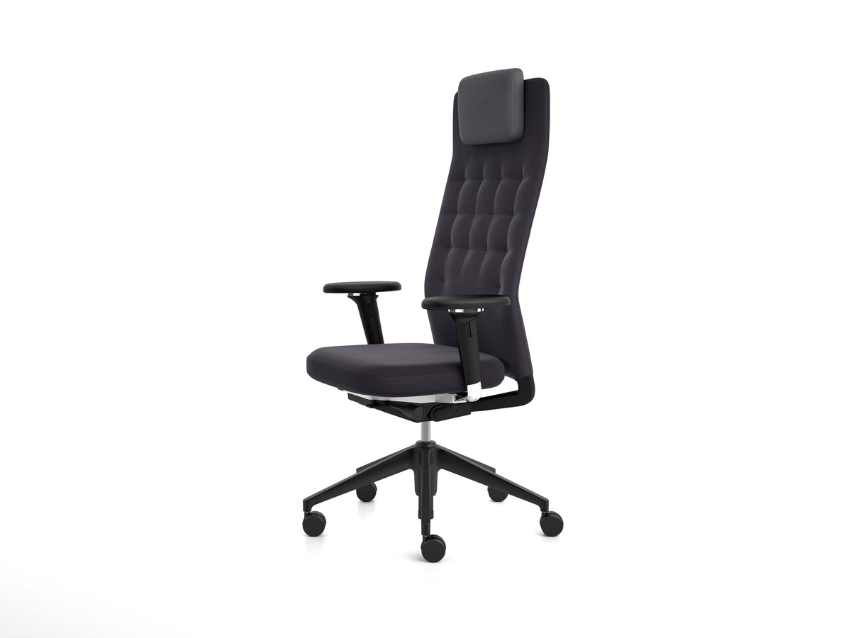 buy the vitra id trim l office chair at. Black Bedroom Furniture Sets. Home Design Ideas