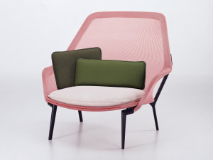 View Vitra Slow Chair