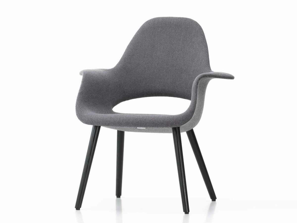 buy the vitra organic chair at. Black Bedroom Furniture Sets. Home Design Ideas