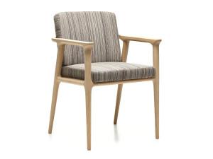 Moooi Zio Dining Chair White Wash