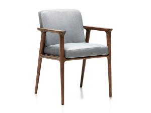 View Moooi Zio Dining Chair Cinnamon