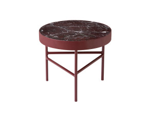 View Ferm Living Marble Table Red