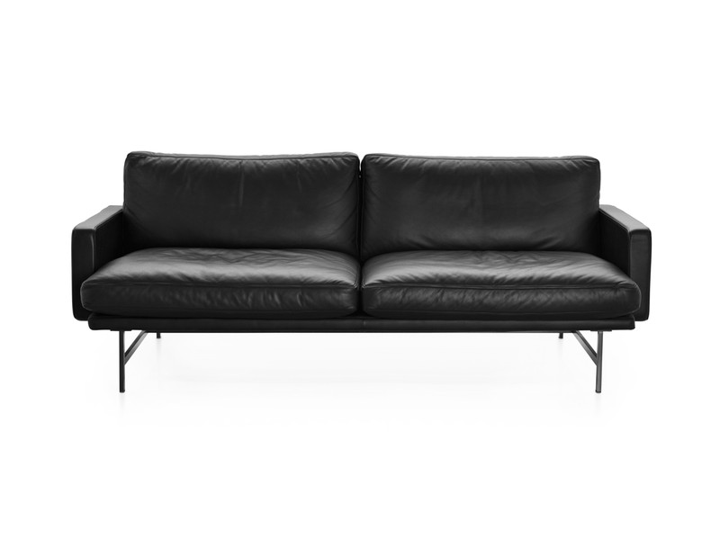 Fritz Hansen Lissoni Two Seater Sofa