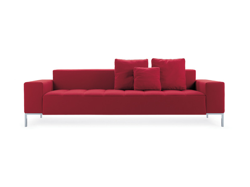 Zanotta 1326 Alfa Three Seater Sofa