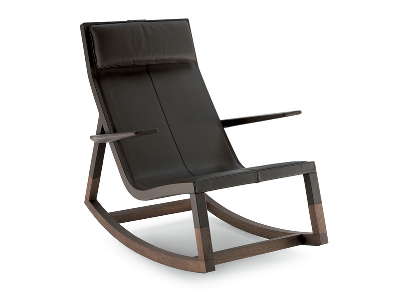 ... Buy The Poltrona Frau Don Do Rocking Chair At Nest Co Uk ...
