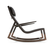 Poltrona Frau Don'do Rocking Chair