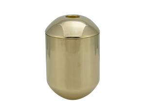 View Tom Dixon Form Tea Caddy