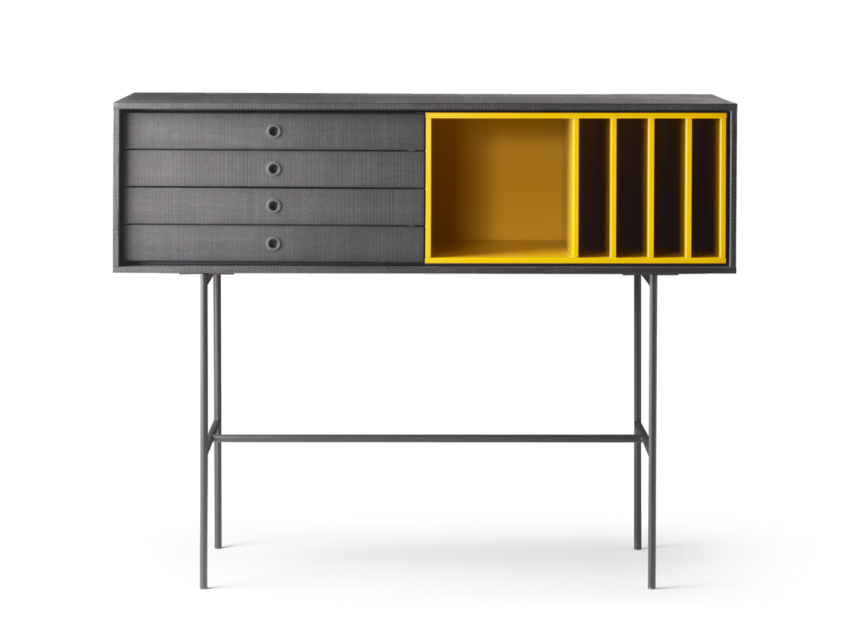 buy the treku aura s8 high sideboard at. Black Bedroom Furniture Sets. Home Design Ideas