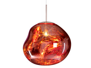 View Tom Dixon Melt Pendant Light
