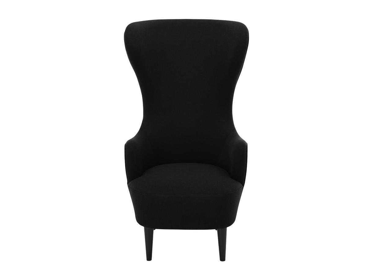 Wingback chair tom dixon -  Tom Dixon Wingback Chair Black