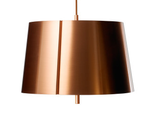 View Wastberg Lindvall w124s Pendant Lamp Copper