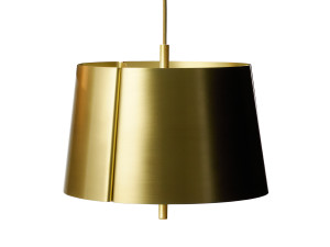 View Wastberg Lindvall w124s Pendant Lamp Brass