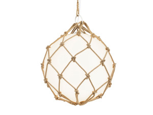 Zero Fisherman Pendant Light Natural
