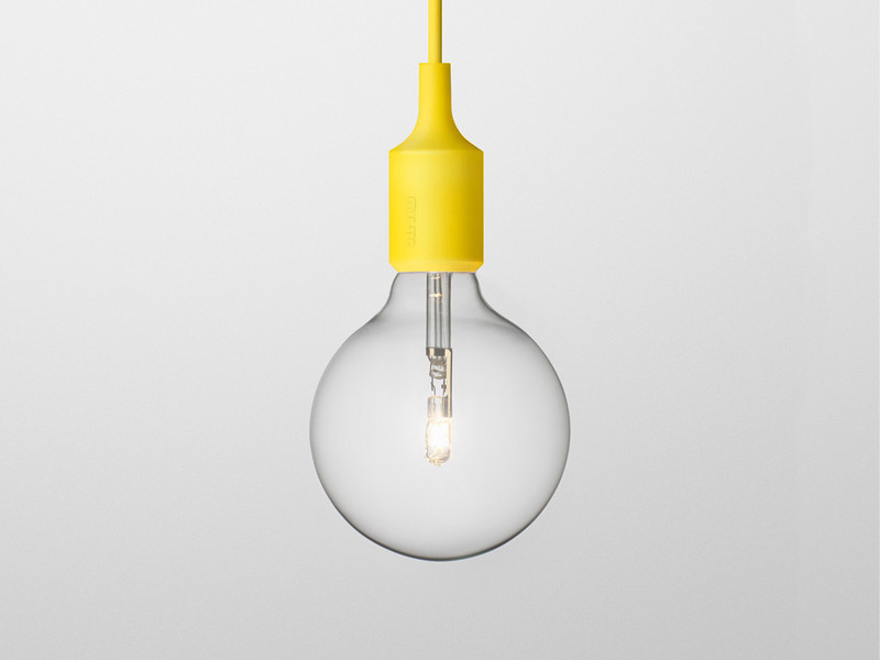 Muuto E27 Socket Suspension Light