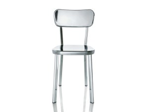 View Magis Deja-vu Chair Polished Aluminium