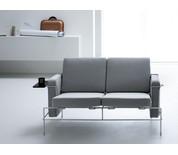 Magis Traffic Two Seater Sofa Light Grey