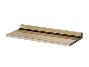 View Kartell Shelfish Shelf Metallic