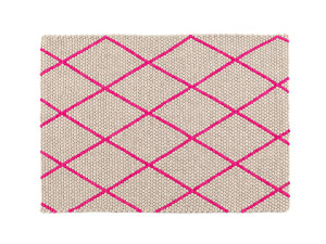 View Hay Dot Carpet Hot Pink