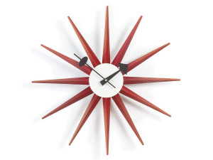 View Vitra Sunburst Wall Clock