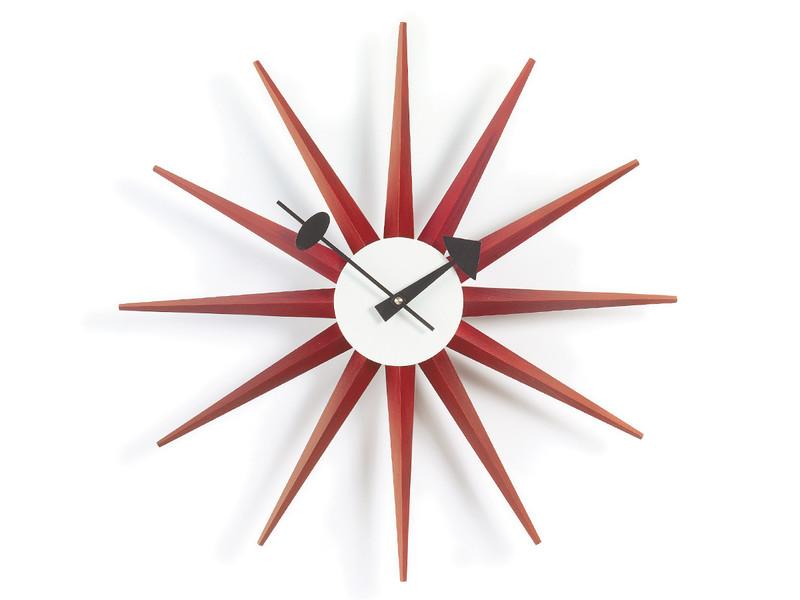 Buy The Vitra Sunburst Wall Clock At Nest Co Uk