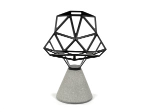 Magis Chair One - Concrete Base