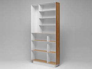 View Molteni&C Gio Ponti D.357.1 Bookcase