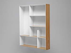 View Molteni&C Gio Ponti D.357.2 Bookcase