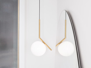 View Flos IC S1 Suspension Light
