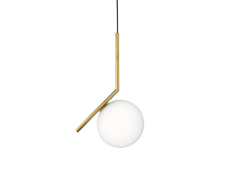Buy The Flos Ic S1 Suspension Light At Nest Co Uk