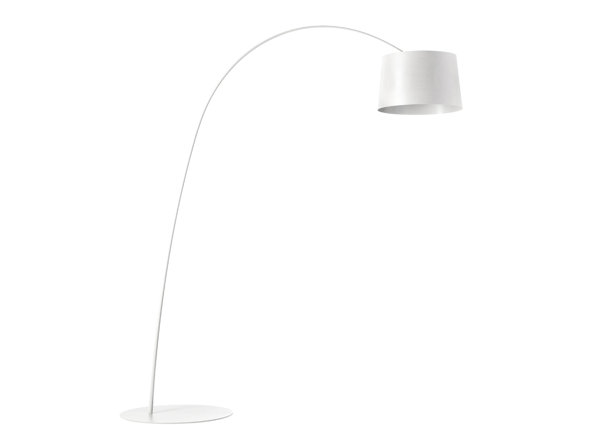 Buy the Foscarini Twiggy Floor Lamp White at Nest.co.uk