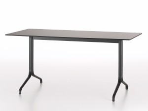 View Vitra Belleville Dining Table - Outdoor