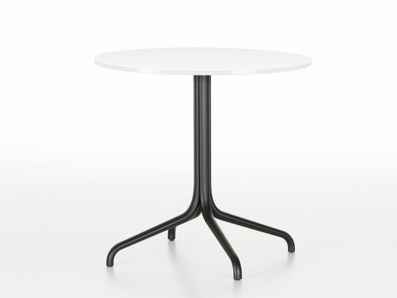 Vitra Belleville Cafe Table Round   Indoor