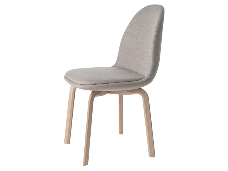 Buy The Fritz Hansen Sammen Chair Oak Legs At