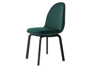 View Fritz Hansen Sammen Chair Black Legs