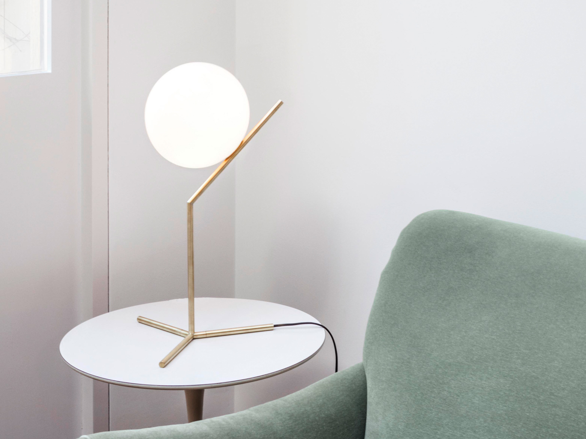 Where To Buy Dining Room Table Buy The Flos Ic T1 High Table Lamp At Nest Co Uk
