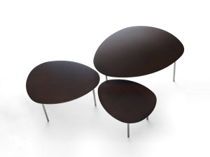 View STUA Eclipse Nesting Tables Wenge