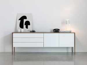 View Punt Tactile Long Sideboard