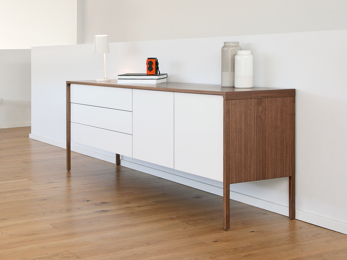 buy the punt tactile long sideboard at. Black Bedroom Furniture Sets. Home Design Ideas