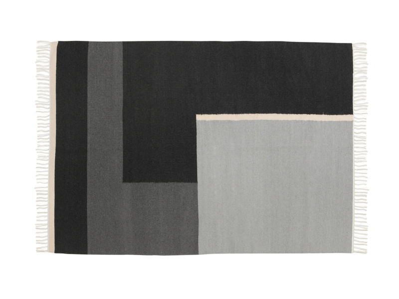 Buy the Ferm Living Kelim Rug Section at Nestcouk
