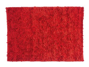 View nanimarquina Roses Rug - Red