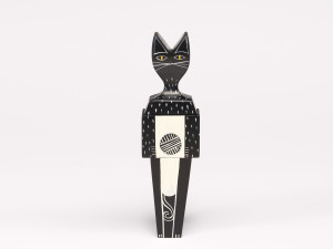 View  Vitra Wooden Doll Cat Small