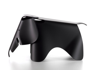 View Vitra Eames Elephant Black
