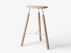 &Tradition Bar Stool NA4