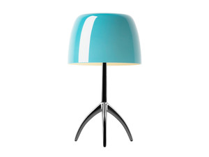 View Foscarini Lumiere Table Lamp Turquoise