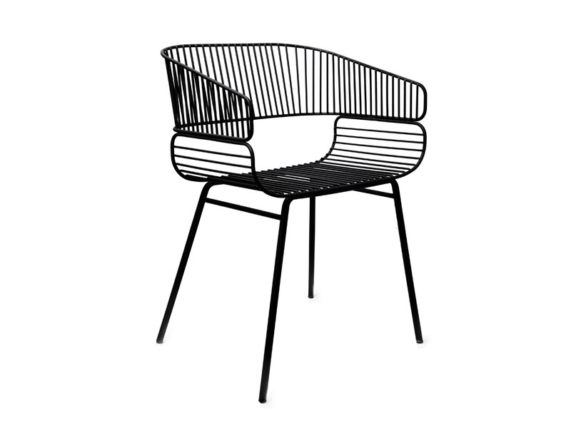 Buy the petite friture trame chair at - Petite friture design ...
