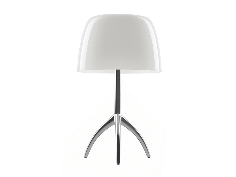Buy the foscarini lumiere table lamp white at - Foscarini lumiere table lamp ...