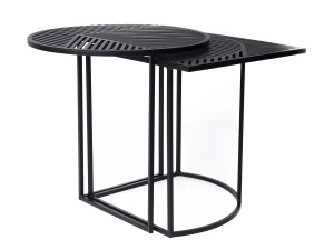 View Petite Friture ISO A & B Side Tables