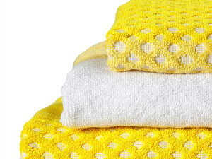 Hay Towel Autumn Yellow